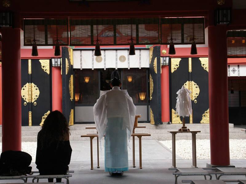 神社に参拝する事で得られる事のアイキャッチ画像