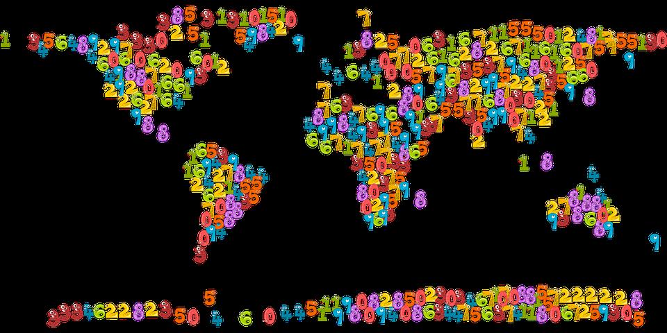 数秘術を知ろう!世界は数字で表すことができるのアイキャッチ画像