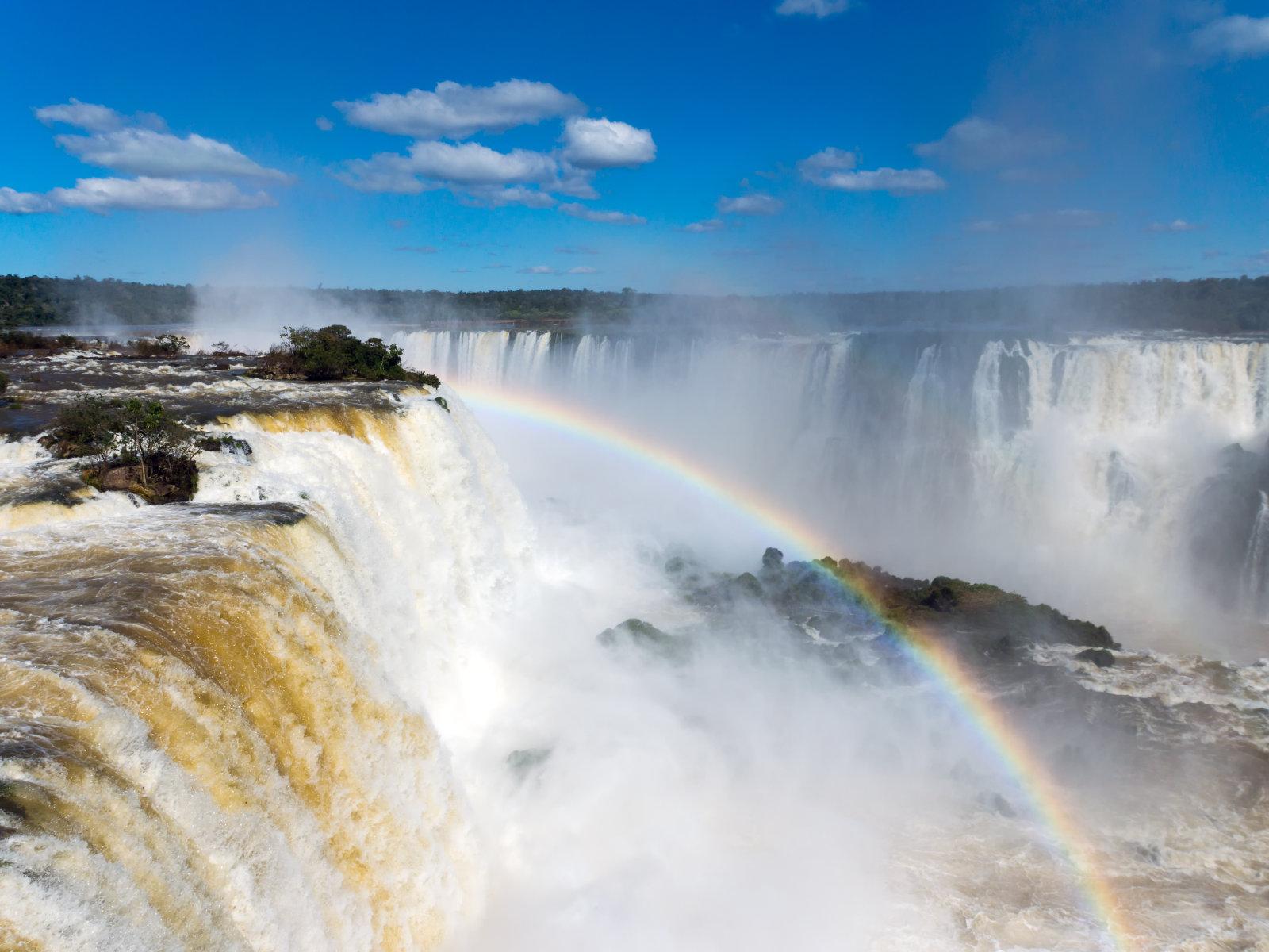 イグアスの滝の画像